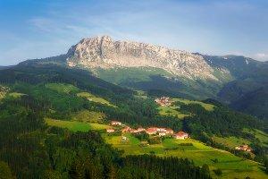 Landscapes of Orozko