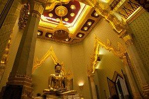 Buddha Golden Buddha Temple.