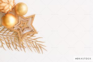 Christmas Styled Stock Photo - SP093