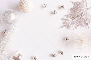 Christmas Styled Stock Photo - SP097