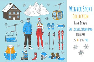 Winter Sport Collection