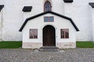 Cathedral in Porvoo, Finland