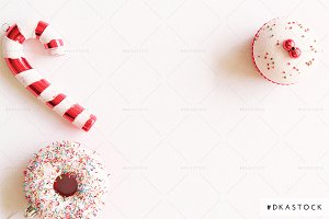 Christmas Styled Stock Photo - SP099