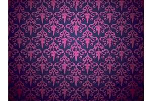 Floral seamless pattern. Soft design.