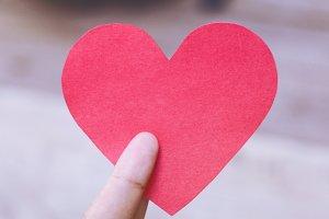 Picking heart