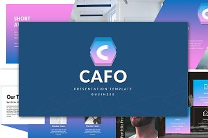 Cafo Business Keynote Template