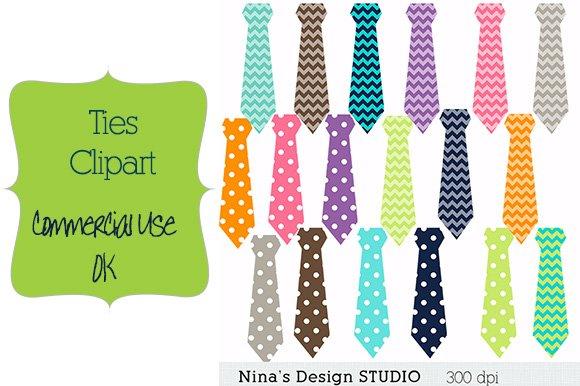 ties clipart illustrations creative market