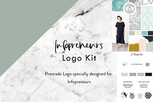 Infopreneur Logo Kit
