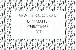 MINIMALIST CHRISTMAS SET
