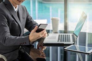 business technology communication