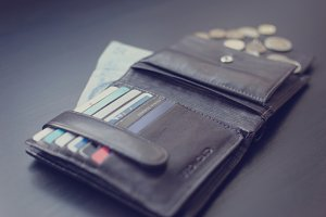 Wallet and money 2