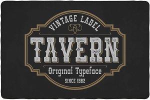 Tavern Typeface