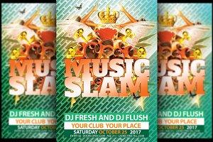 Music Slam