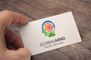 Global Mind Logo