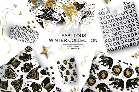 Fabulous winter collection  in Objects