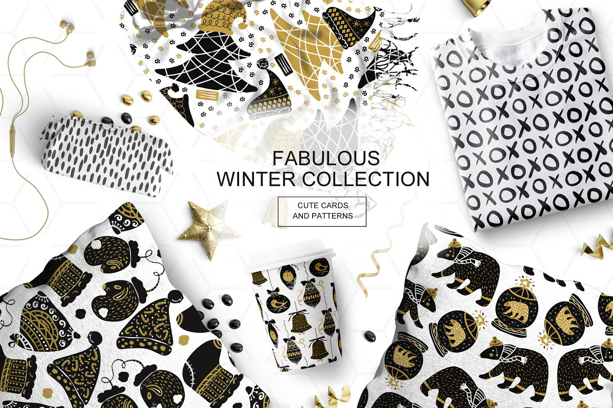 Fabulous winter collection  in Objects - product preview 8