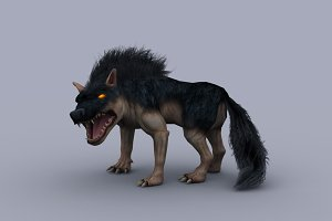BARGHEST fbx only