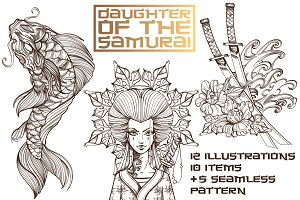 Set: Samurai's Daughter