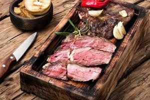 beef grilled steak