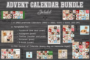 Advent Calendar Bundle
