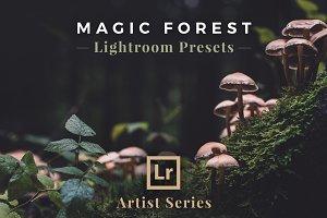 Magic Forest – Lightroom Presets
