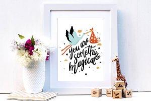 Cute Nursery Print