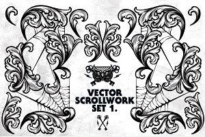 Victorian Scrollwork