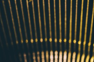 Levers and typewriter keys