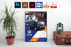 Poster | Car Wash Vol-01