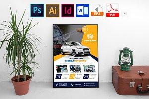 Poster | Car Wash Vol-05