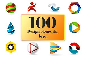 logo elements pack