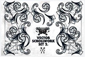 Victorian Scrollwork Volume 2