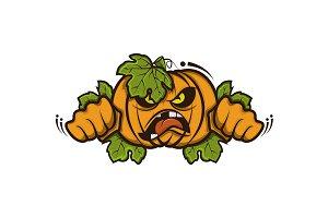 Mad Pumpkin Logo
