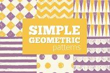SIMPLE Geometric Patterns