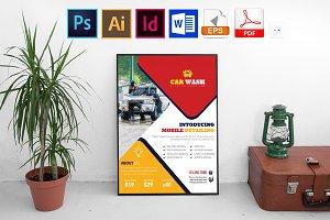 Poster | Car Wash Vol-10