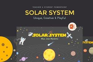 Solar System - Teacher Powerpoint