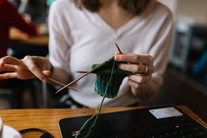 Knitting #1