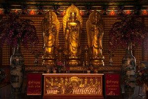 Chinese Buddha.