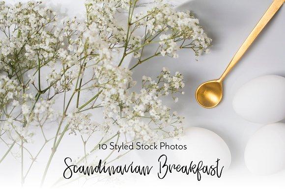 Scandinavian Breakfast