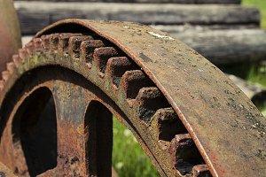 Vintage Farm Rust
