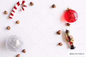 Christmas Styled Stock Photo - SP104