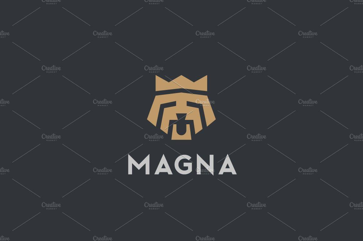 Puppy logo design template. Dog creative sign. Pet vector icon ...