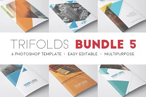 Corporate - Trifold Bundle 5