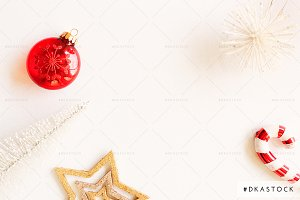 Christmas Styled Stock Photo - SP105