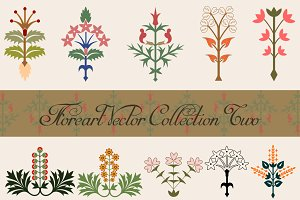 Floreart Vector Collection Two