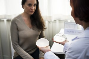 Breast correction and surgery