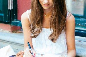 Writing outdoors.jpg