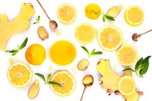 Ingredients for vitamin beverage