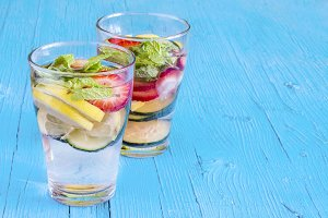 Dietary detox drink