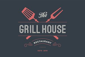 Logo of Grill House restaurant